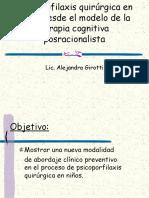 Psicoprofilaxis Quirurgica