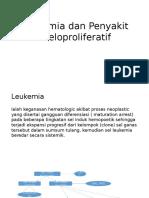 Leukemia Dan Penyakit