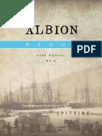 Albion Spitfire COURSE PROFESSIONAL
