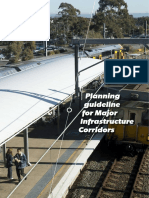 Planning Guideline for Major Infrastructure Corridors 2016