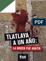 Tlatlaya a un año la orden fue abatir - Centro-Prodh-Julio-2015.pdf