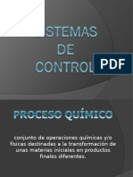 Clase de Sistemas de Control