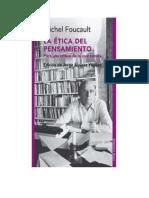 Foucault Michel - La Etica Del Pensamiento
