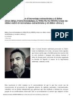 » Crisis en Chiloé_ Entre El Terrorismo Extractivista y El Deber Cívico