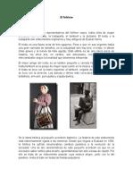 El Folklore Pais Vasco