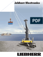 Liebherr Electronics for Mobile Harbour Cranes en 11199-0