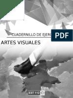Cuadernillo Artes