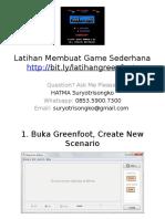 Step By Step Membuat Game Sederhana.pptx