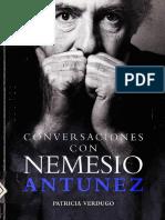 Conversaciones Con Nemesio Antunez