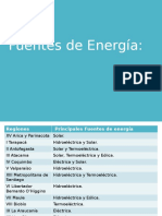 Fuentes de Energía12