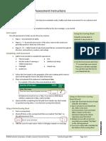 QASA Self Assessment FY13 - CO - NA - Instructions