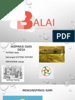 Aplikasi Balai Desa
