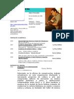 Carlos Raúl Arancibia Gutiérrez Hoja de Vida1