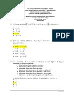 INTENSIVO 2016 Matemáticas Primer Examen Versión 0