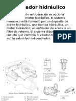 ventilador hidráulico