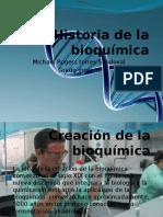 Historia de La Bioquímica 1