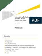 20110519 IIA BeachCities Mtg Integrating Data Analytics