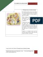Estrategias de Promoción Lectora 6 to B - El León, La Vaca, La Cabra y La Oveja