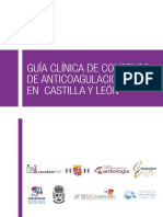 Anticoagulacion.