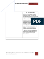 Estrategias de Promoción Lectora 6 to B - (3) El Ciervo y La Fuente
