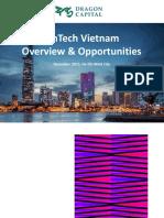 FinTech Vietnam Landscape