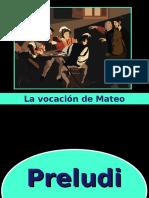 2-La Vocacion de Mateo