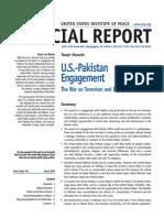 Pakistan and Usa War on Terror . PDF
