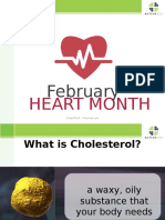 February - Heart Month