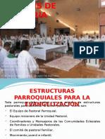 Estructuras Parroquiales Para La Evangelización