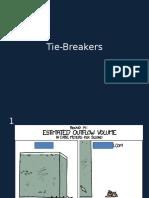 tie break