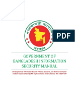 Bangladesh Information Security Manual
