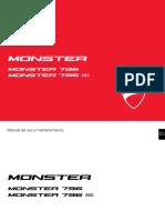 Manual ducati monster 796