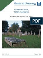 St Mary's Church, Totton, Hampshire