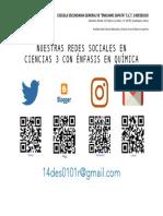 Redes Sociales Ciencias 3