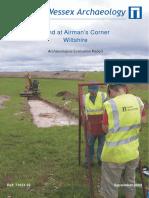 Land at Airman's Corner, WIltshire