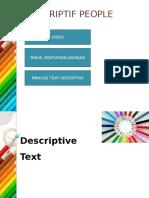 Presentasi Descriptif Tex