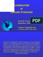 Fundamentals - Cathodic Protection