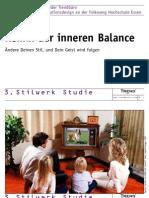 3. Stilwerk Studie - Remix der inneren Balance