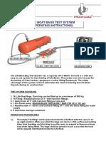Life Boat Bags Manual