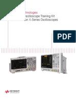Education Oscilloscope Training Kit