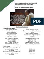 oración por la evangelización