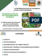 Biocombustibles Mexico