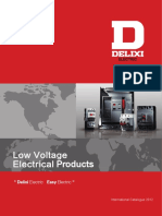 2012 Delixi Electric Catalogue