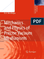 Deulin e a Et Al Mechanics and Physics of Precise Vacuum Mec