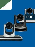Поворотные PTZ-камеры VHD