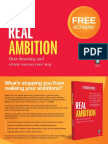 Real Ambition Sample Chapter
