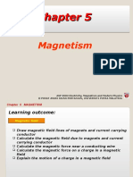 CH5 Magnetic Field
