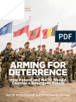 Arming for Deterrence