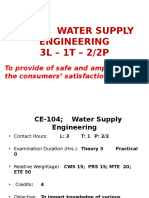 Lectut Ce 1troducionce 104 Water Supply Engineering_iylyy78