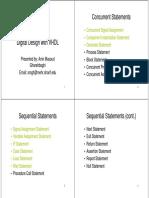 Digital Design With VHDL III